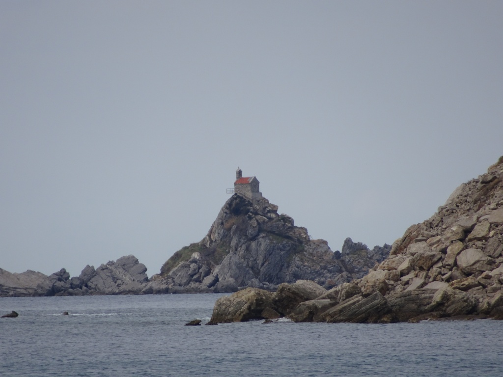 A nice island near the coast