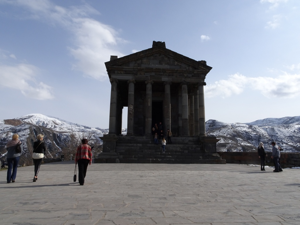 Gorni temple