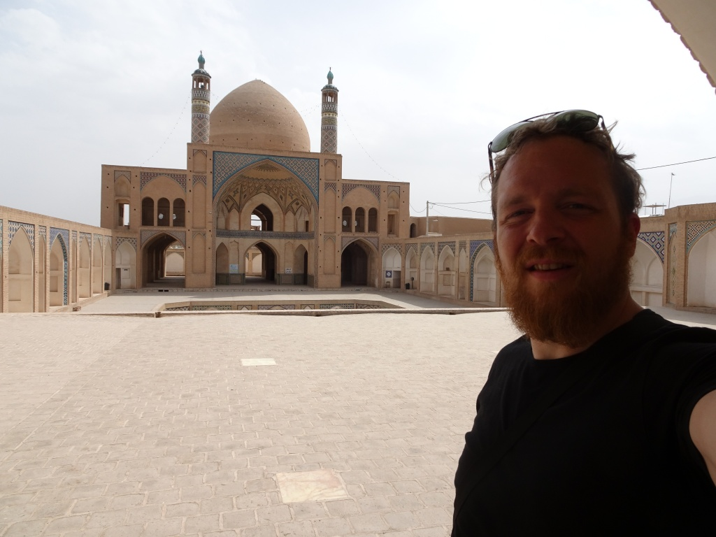 Kashan mosque